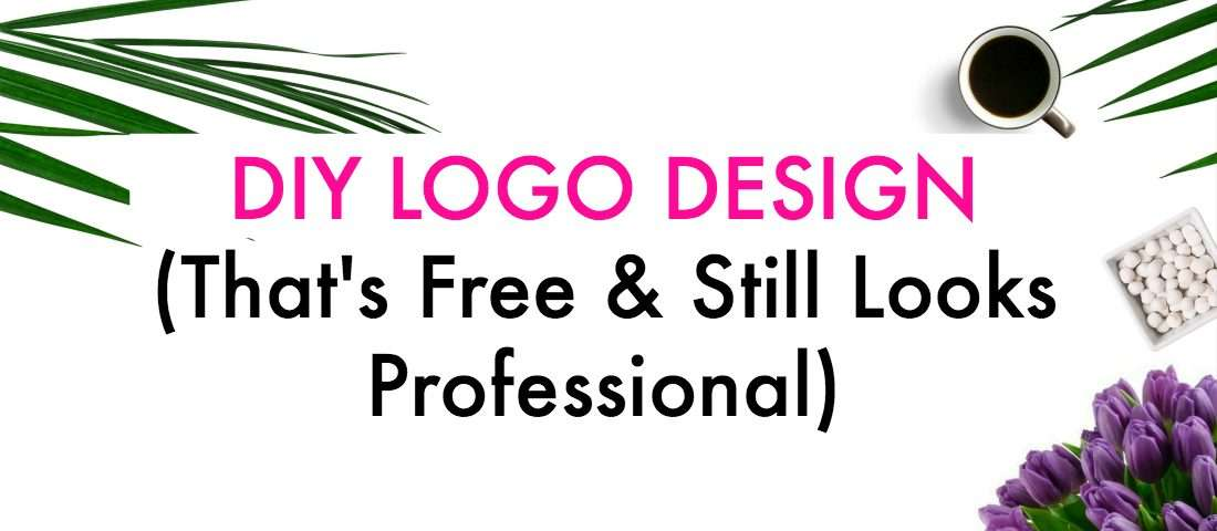 DIY Logo design that's free and still looks pro