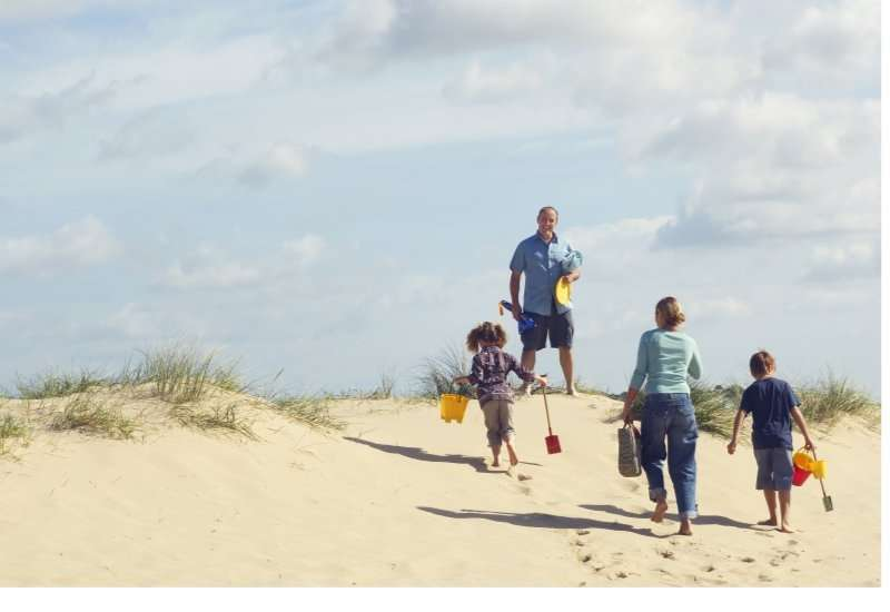 frugal summer bucket list for families