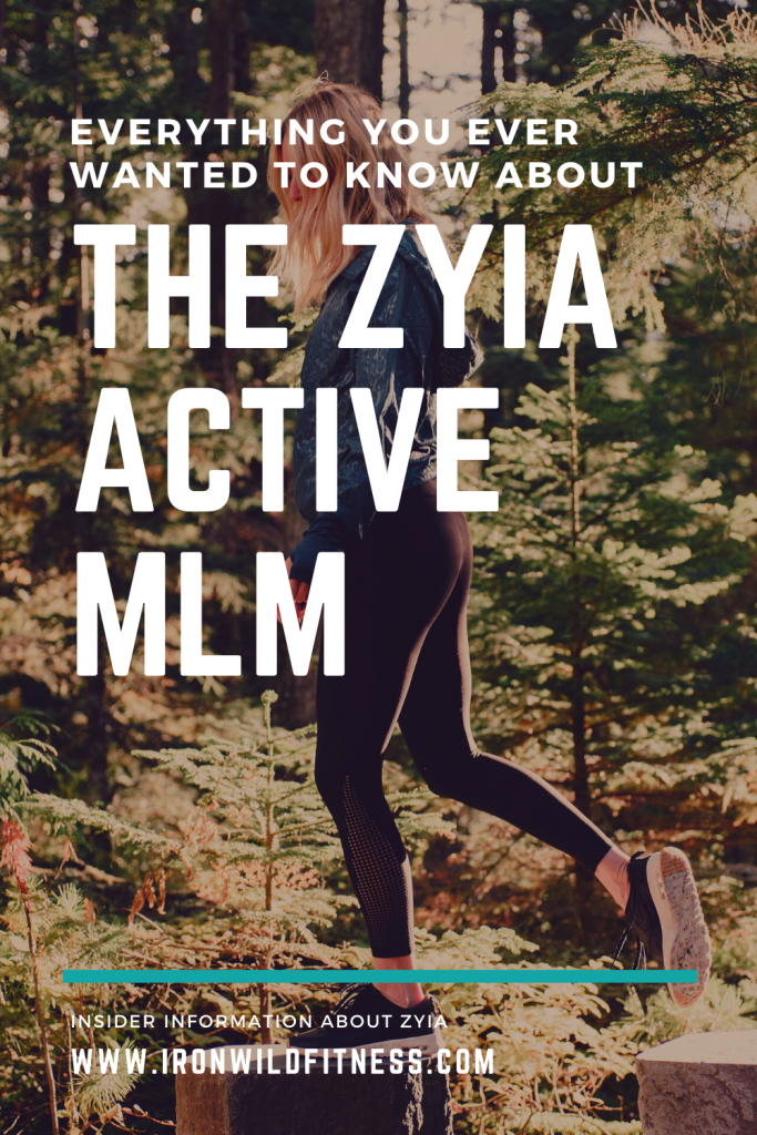 ZYIA Active business opportunity