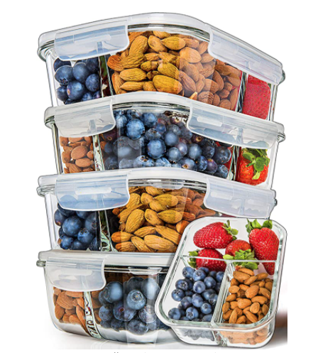 Meal Prep containers snap